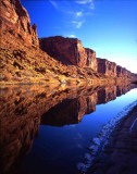 21 Colorado River, HWY 128, near Moab, UT