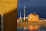 Varangerfjord-Norway- notturno