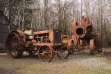 Camp 18 Rusting Engines