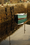 Boat reflections