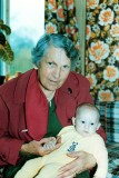 Michael and Great Granny