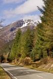 Road to Achnasheen