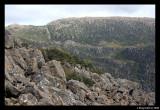 Tarn shelf from Seal lake lookout