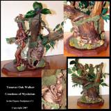 Tanavar Oak walker
