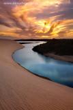 Por do sol na Barra do Cauípe, Cumbuco, Caucaia, Ceara, 3048, 18dez09.jpg