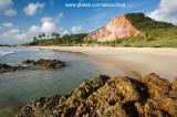 Praia de Tambaba, (área naturista) Jacumã, PB_9250