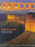 Capa Revista Estação ed. 01
