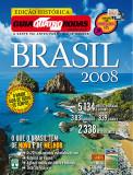 Capa Guia Brasil 4 Rodas 2008
