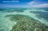 Piscinas naturais, Praia de Paripueira - AL 0073