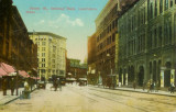 Postcard of Essex St. from Amesbury St.