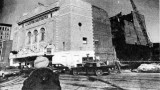 Demolition of the Warner Theater