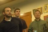 Vinney, Jason, and Taksan