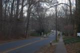 Mercer street (Einstein lived here)