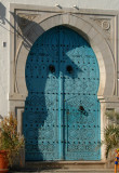 Doors in Tunisia