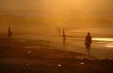 Sunset in Famara