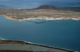 Graciosa Island - View from Mirador del Rio