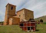 Machine and Romanesqe Church - Andaluz