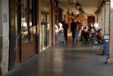 Arcade in The Main Square - Burgo de Osma