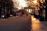 Unter Den Linden Street