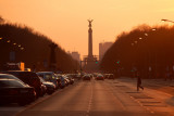 June, 17 Street and Victory Column