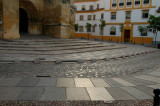 Sta. Marina Church - Conde de Priego Square