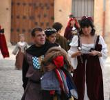 Medieval dressed