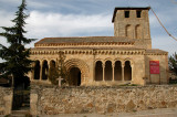 Sotosalvos Romanesque Church, XII century.
