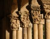 Capitals -  Sotosalvos Church, XII century.