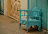 Bench - Medina of Tunis