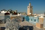 Minaret of Jemaa Ez Zitouna Mosque - Tunis