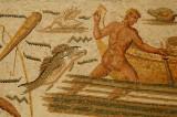 Roman Mosaic - Bardo Museum at Tunis