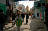 Market Street - Kairouan