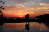 Sunset at Piedras y Olas
