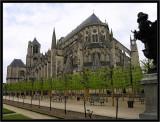 Cathédrale Saint-Etienne, BOURGES, Centre