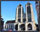 Cathédrale Notre-Dame*, NOYON, Picardie