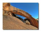 Harmonica Arch