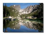 Dream Lake Reflection