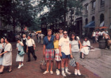 Boston with some friends..