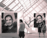 Jose Mata In A Exhibition :)~