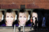Nicky Thurgar On The Wall :))~