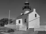 Pt. Loma Lighthouse - BW.jpg