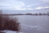 Frozen River Endrick, Loch Lomond NNR
