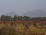 Dumgoyne and Slackdhu, Campsie Hills from Dumbrock Muir