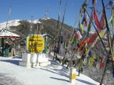Summit of the Cheli la pass