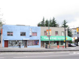 Cambie Street at West 7th Avenue, Vancouver