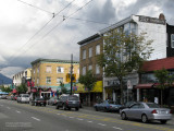 Commercial Drive north of East 1st Avenue, Grandview