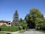 West 29th Avenue at Selkirk Street, Shaughnessy