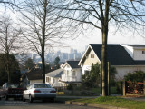 East 4th Avenue at Lakewood Drive, East Vancouver