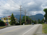 Queensbury Avenue at East 4th Street, North Vancouver