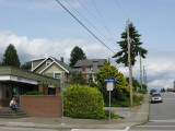 East 7th Street at Queensbury Avenue, North Vancouver